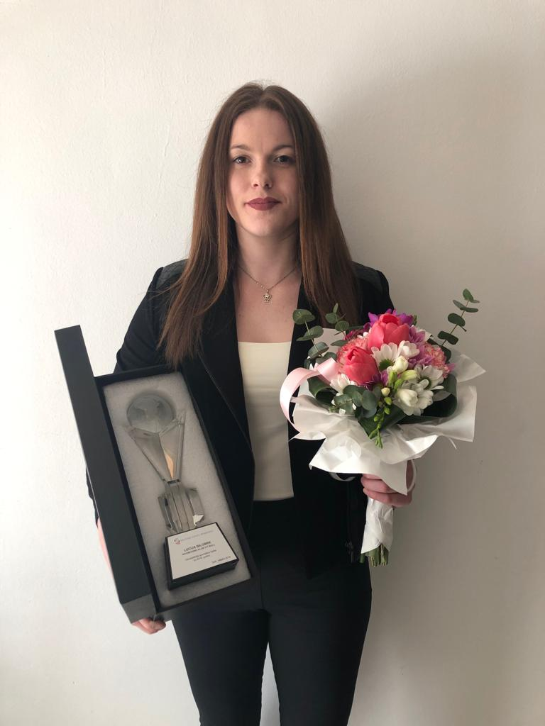 Lucija Bilobrk - interview
